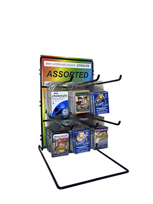 Condom Retail Display Packs-Wholesale Only