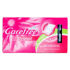 Care Free Panty Liners