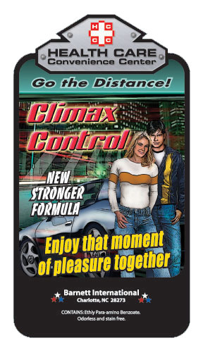 Climax Control Gift