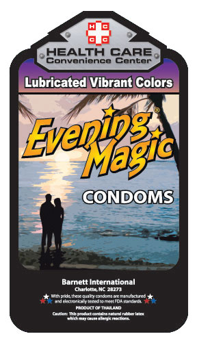 Evening Magic Condom