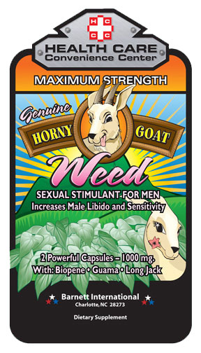 Horny Goat Weed Dietry Supplement