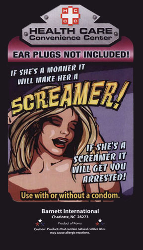 Screamer Novelty