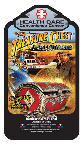 Treasure Chest Novelty