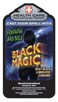 Black Magic Condom